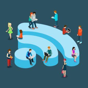 Avez-vous le Wi-Fi chez vous ?